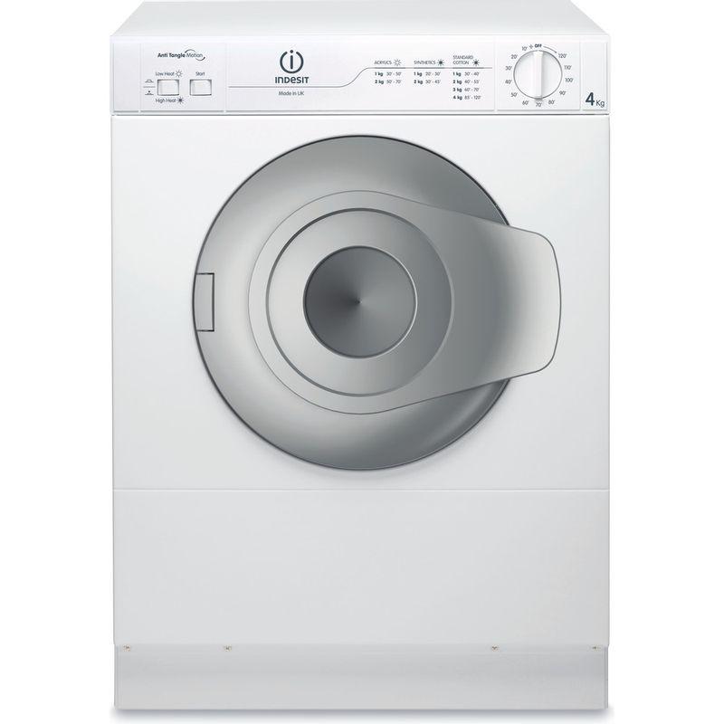 Indesit-Dryer-NIS-41-V--UK--White-Frontal