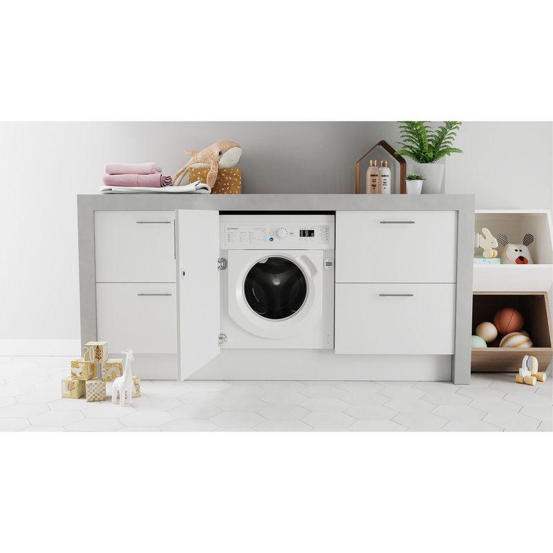 Indesit-Washing-machine-Built-in-BI-WMIL-81284-UK-White-Front-loader-C-Lifestyle-frontal