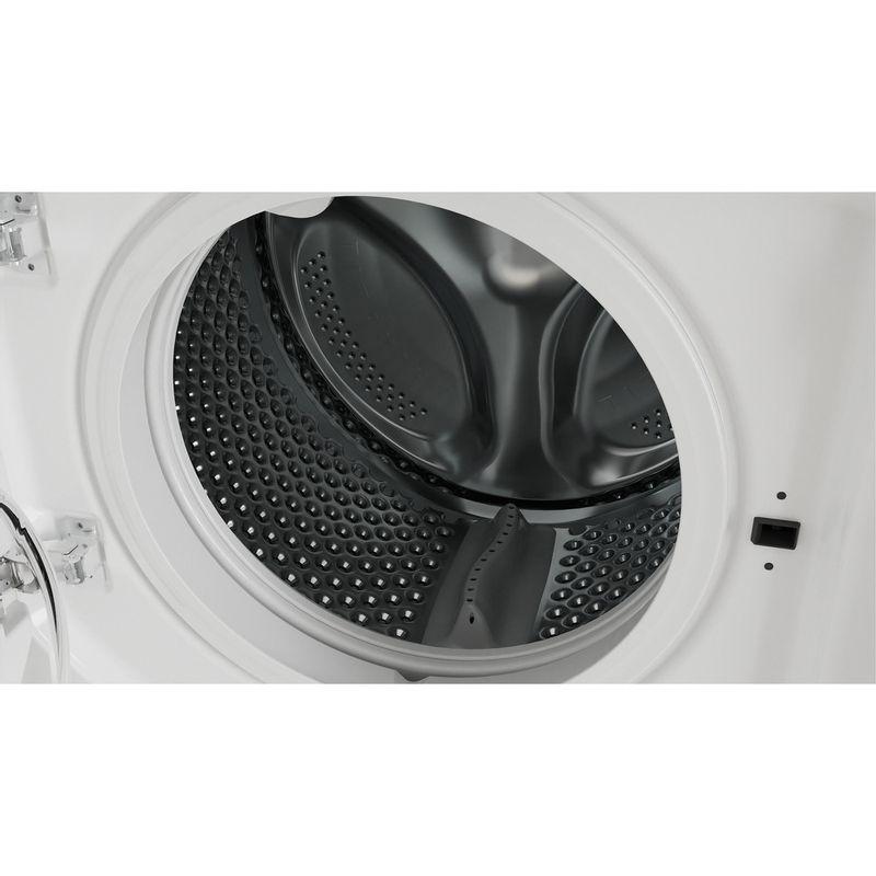 Indesit-Washing-machine-Built-in-BI-WMIL-81284-UK-White-Front-loader-C-Drum