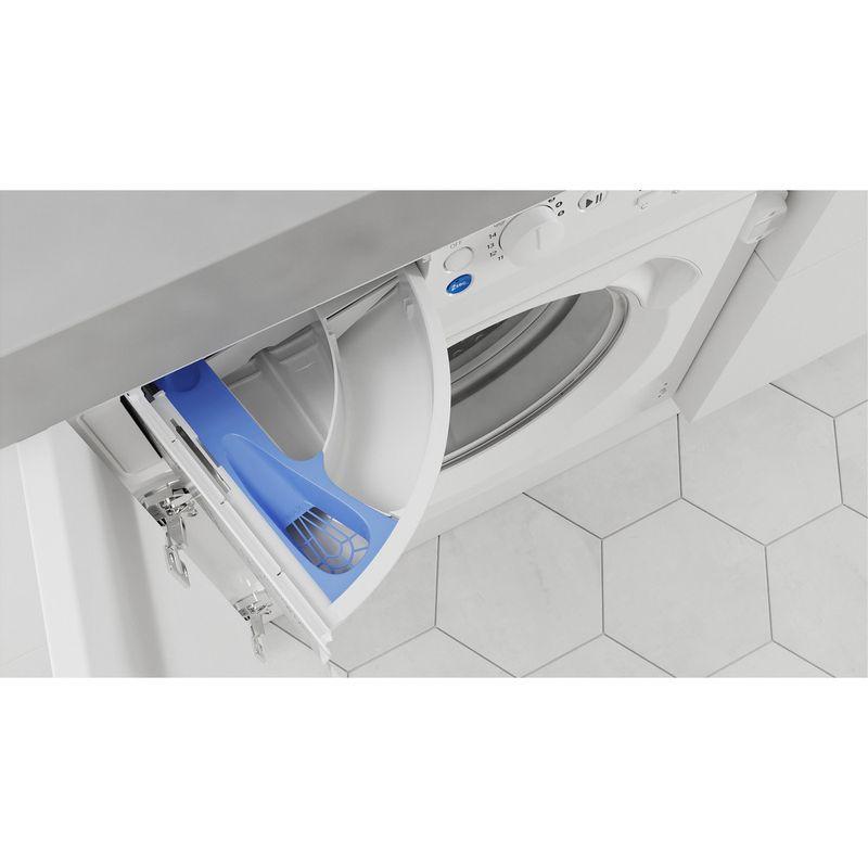 Indesit-Washing-machine-Built-in-BI-WMIL-91484-UK-White-Front-loader-C-Drawer