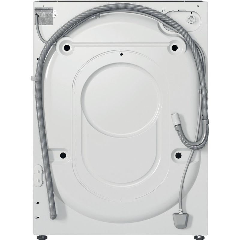 Indesit-Washing-machine-Built-in-BI-WMIL-91484-UK-White-Front-loader-C-Back---Lateral