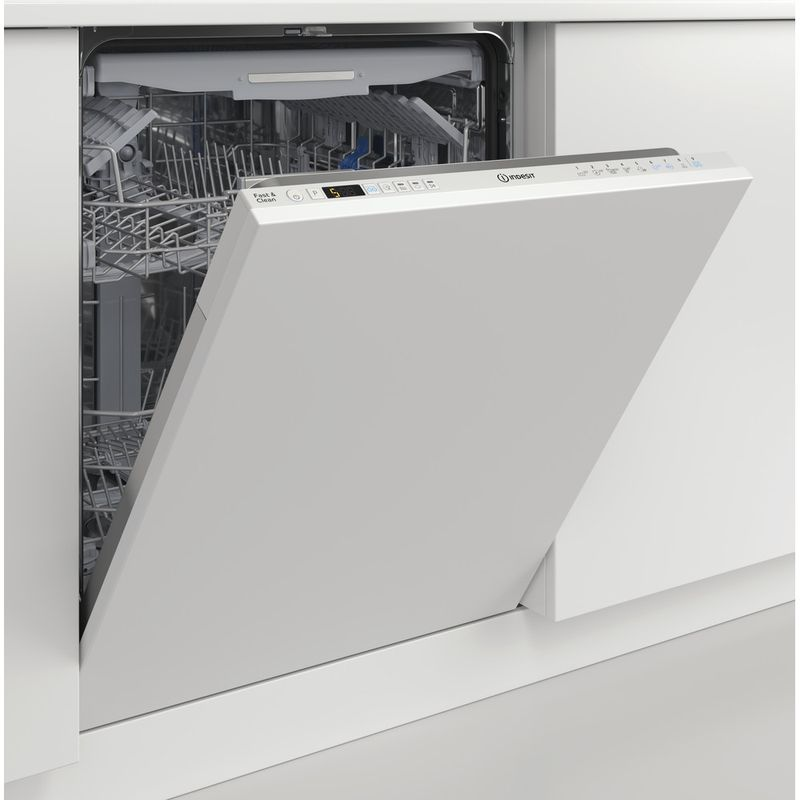 Indesit-Dishwasher-Built-in-DIO-3T131-FE-UK-Full-integrated-D-Lifestyle-perspective