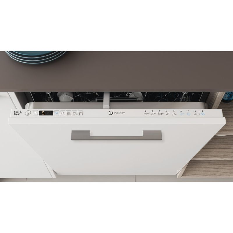 Indesit-Dishwasher-Built-in-DIO-3T131-FE-UK-Full-integrated-D-Lifestyle-control-panel