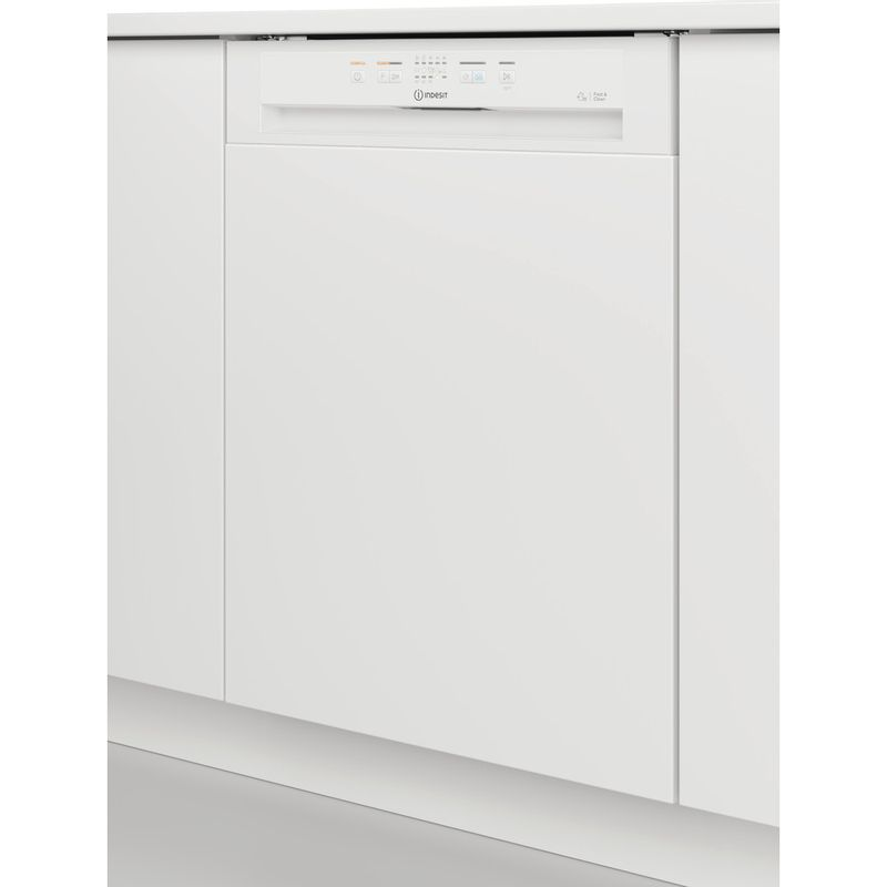 Indesit-Dishwasher-Built-in-DBE-2B19-UK-Half-integrated-F-Lifestyle-perspective