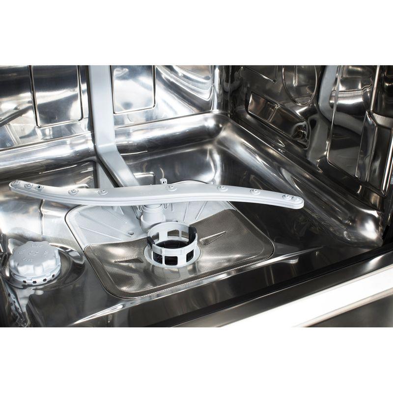 Indesit-Dishwasher-Built-in-DBE-2B19-UK-Half-integrated-F-Cavity