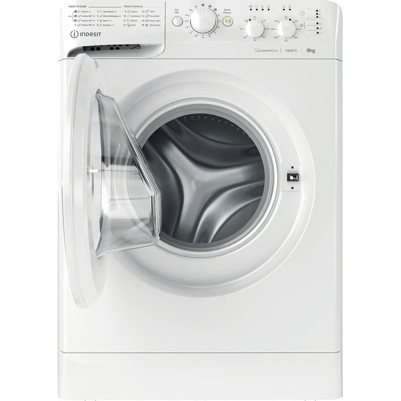 Indesit-Washing-machine-Free-standing-MTWC-91483-W-UK-White-Front-loader-D-Frontal-open