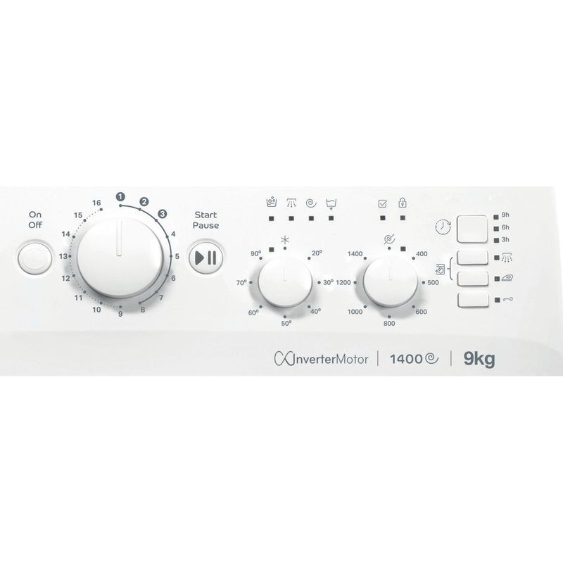 Indesit-Washing-machine-Free-standing-MTWC-91483-W-UK-White-Front-loader-D-Control-panel