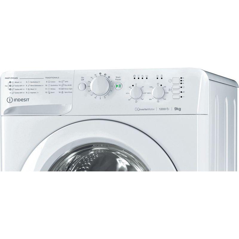 Indesit-Washing-machine-Free-standing-MTWC-91283-W-UK-White-Front-loader-D-Control-panel