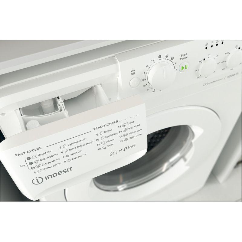 Indesit-Washing-machine-Free-standing-MTWC-91283-W-UK-White-Front-loader-D-Drawer