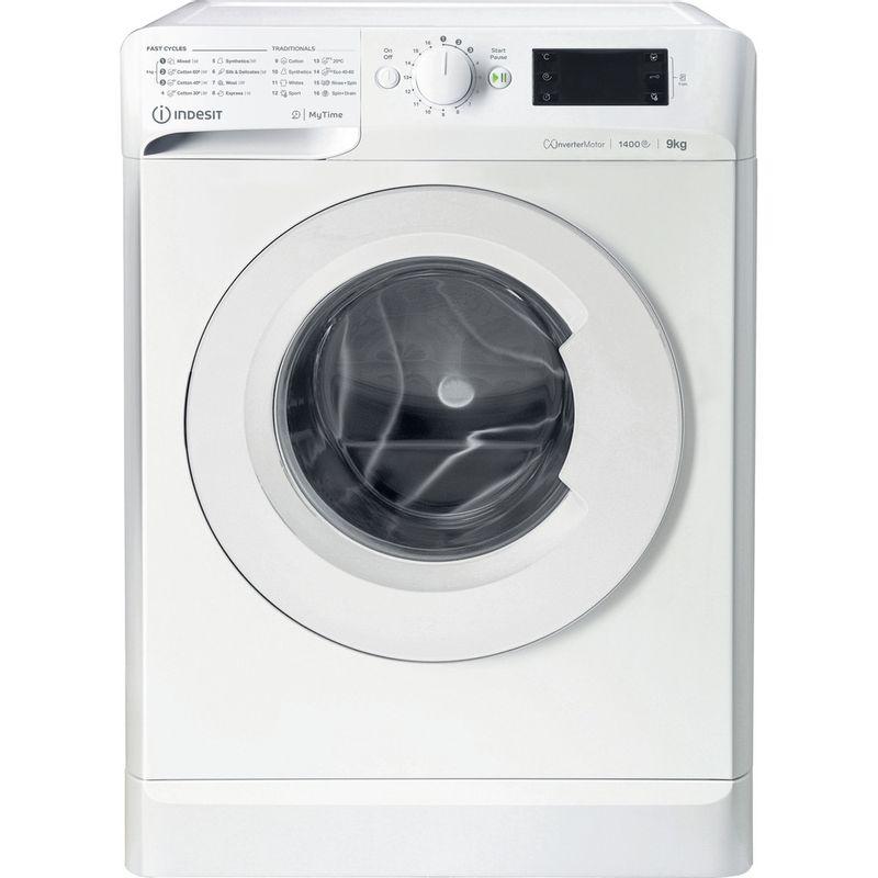Indesit-Washing-machine-Free-standing-MTWE-91483-W-UK-White-Front-loader-D-Frontal