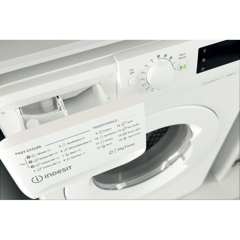Indesit-Washing-machine-Free-standing-MTWE-91483-W-UK-White-Front-loader-D-Drawer