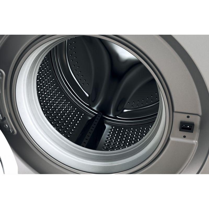 Indesit-Washing-machine-Free-standing-MTWA-81483-S-UK-Silver-Front-loader-D-Drum