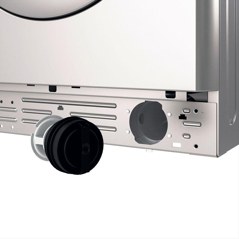 Indesit-Washing-machine-Free-standing-MTWA-81483-S-UK-Silver-Front-loader-D-Filter