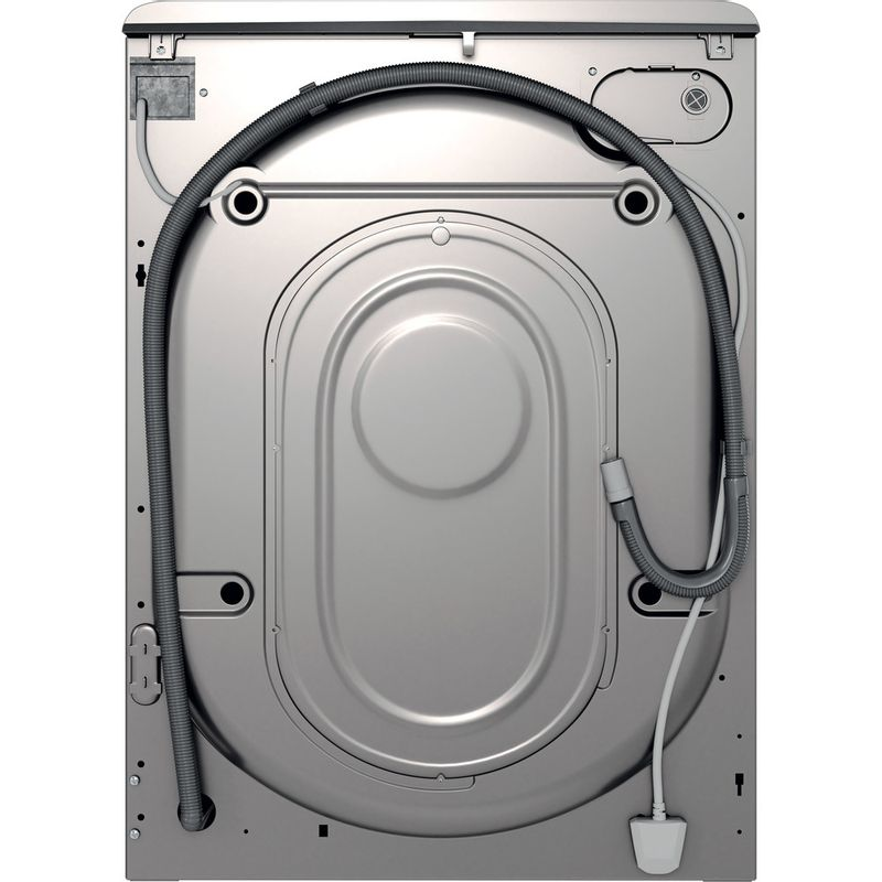 Indesit-Washing-machine-Free-standing-MTWA-81483-S-UK-Silver-Front-loader-D-Back---Lateral