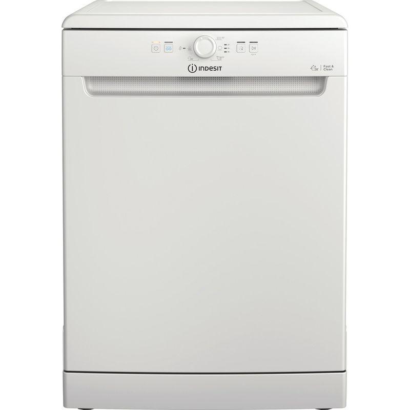 Indesit-Dishwasher-Free-standing-DFE-1B19-UK-Free-standing-F-Frontal