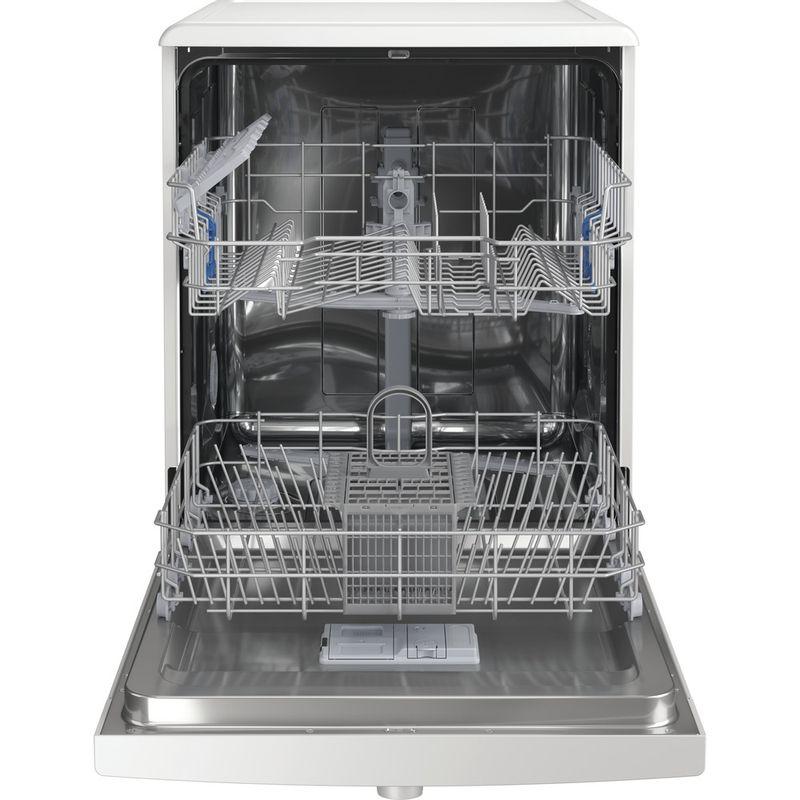 Indesit-Dishwasher-Free-standing-DFE-1B19-UK-Free-standing-F-Frontal-open
