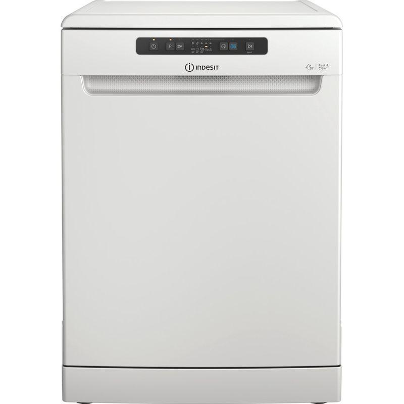 Indesit-Dishwasher-Free-standing-DFC-2B-16-UK-Free-standing-F-Frontal