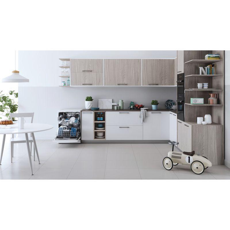 Indesit-Dishwasher-Free-standing-DFC-2B-16-UK-Free-standing-F-Lifestyle-frontal-open