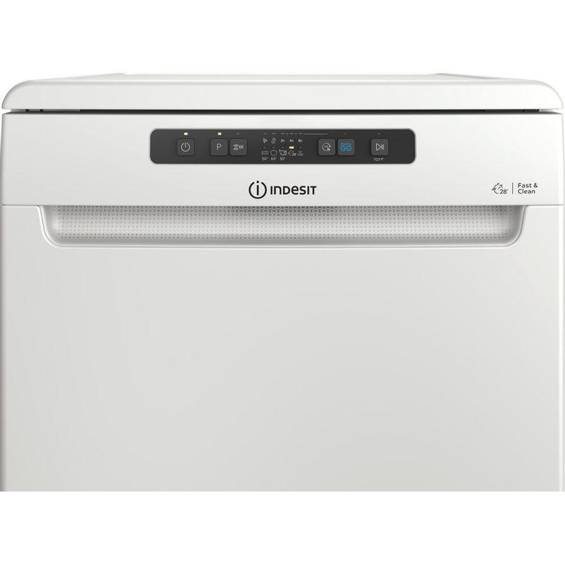 Indesit-Dishwasher-Free-standing-DFC-2B-16-UK-Free-standing-F-Control-panel