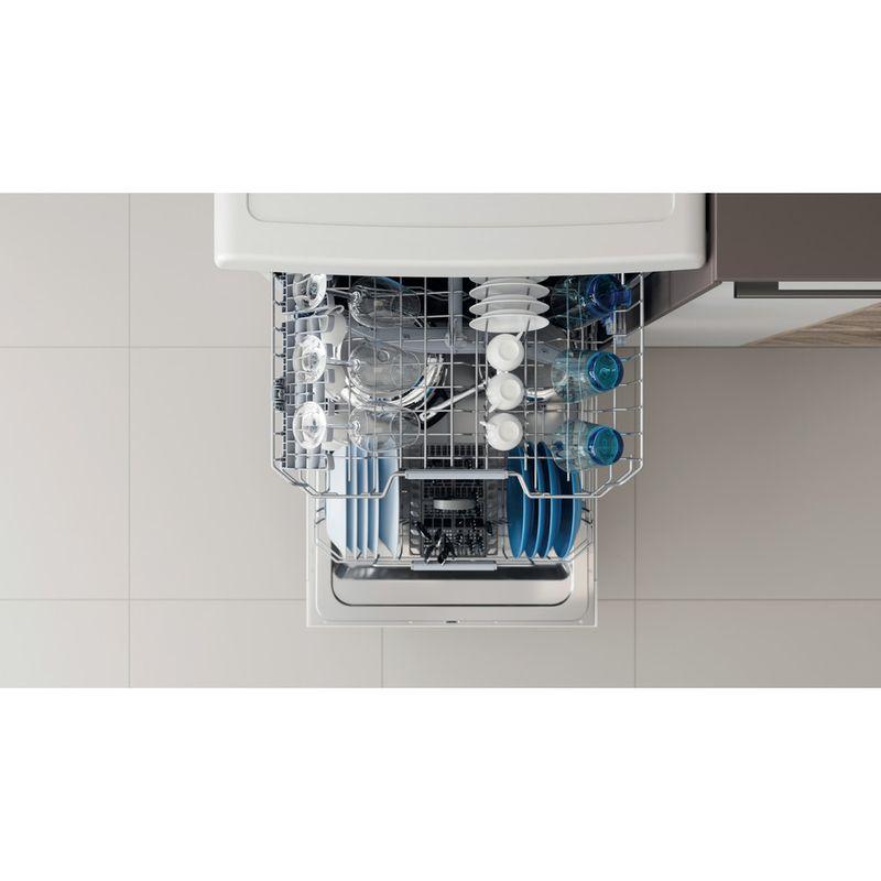Indesit-Dishwasher-Free-standing-DFC-2B-16-UK-Free-standing-F-Rack