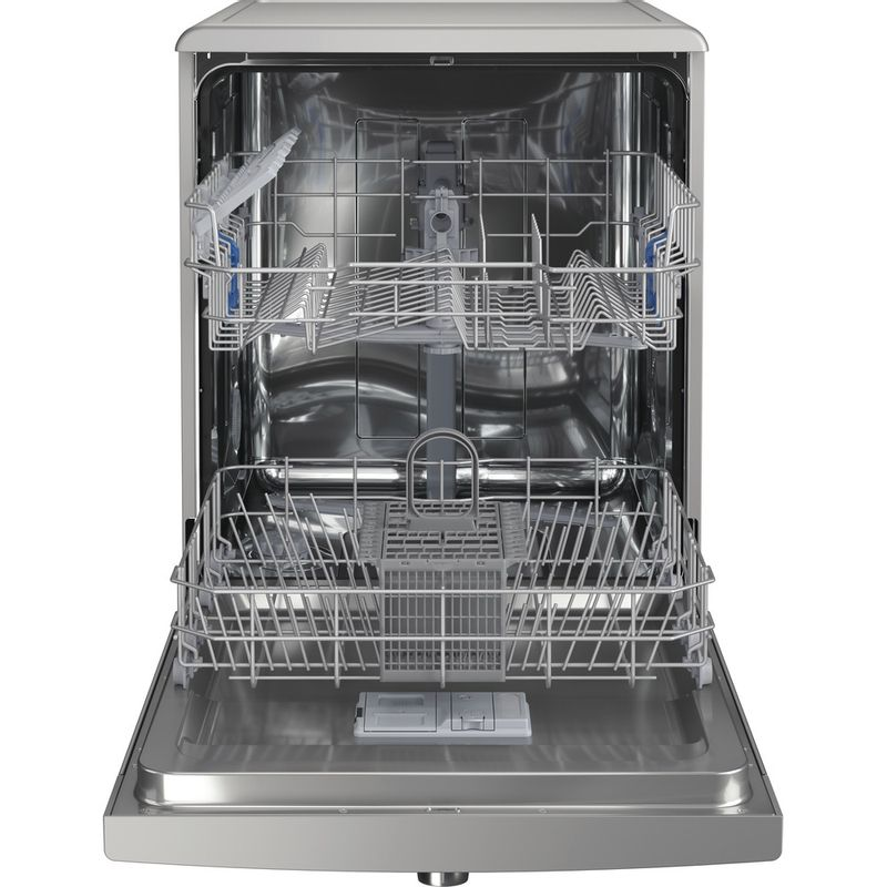 Indesit-Dishwasher-Free-standing-DFE-1B19-X-UK-Free-standing-F-Frontal-open