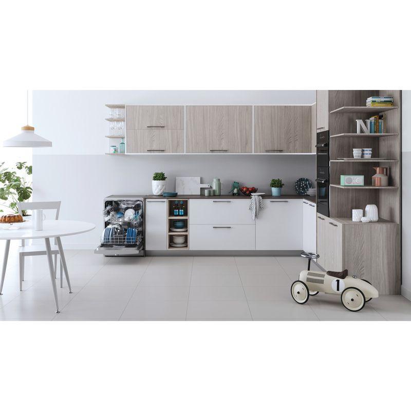 Indesit-Dishwasher-Free-standing-DFE-1B19-X-UK-Free-standing-F-Lifestyle-frontal-open