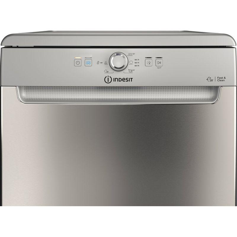 Indesit-Dishwasher-Free-standing-DFE-1B19-X-UK-Free-standing-F-Control-panel