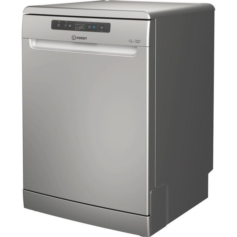 Indesit-Dishwasher-Free-standing-DFC-2B-16-S-UK-Free-standing-F-Perspective