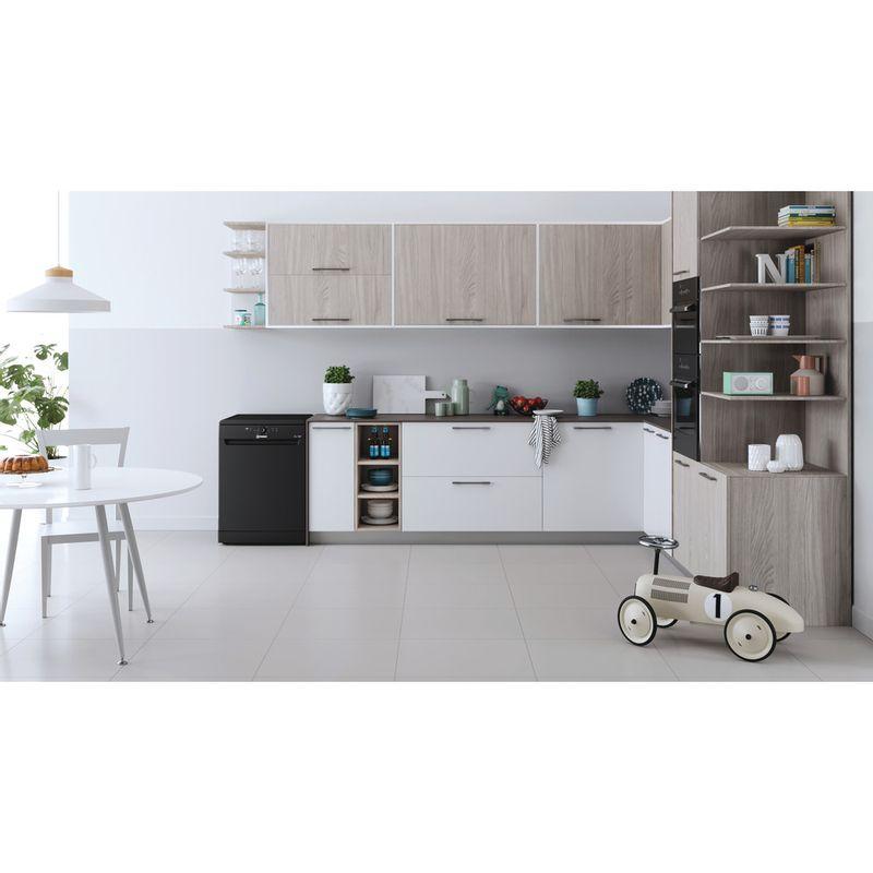 Indesit-Dishwasher-Free-standing-DFE-1B19-B-UK-Free-standing-F-Lifestyle-frontal