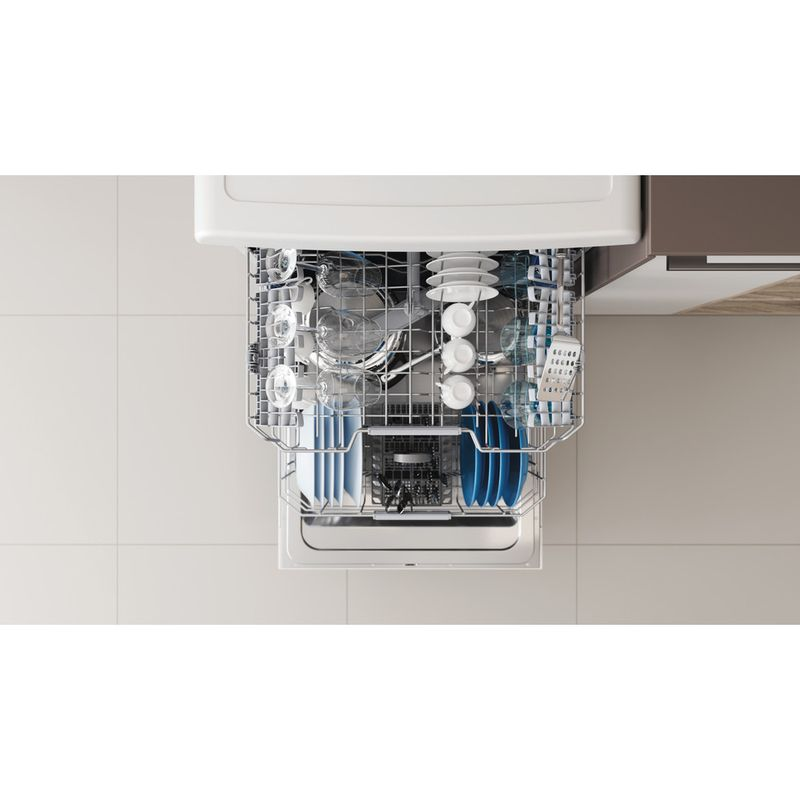 Indesit-Dishwasher-Free-standing-DFC-2C24-UK-Free-standing-E-Rack