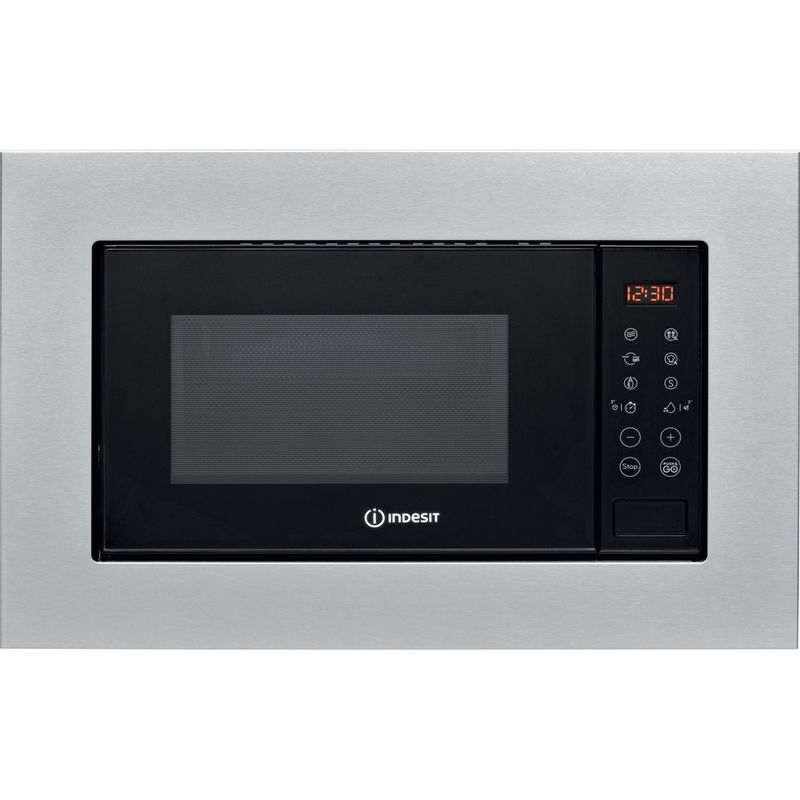 Indesit-Microwave-Built-in-MWI-120-GX-UK-Stainless-steel-Electronic-20-MW-Grill-function-800-Frontal