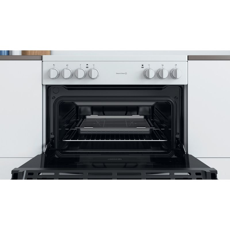 Indesit-Double-Cooker-ID67V9KMW-UK-White-A-Cavity
