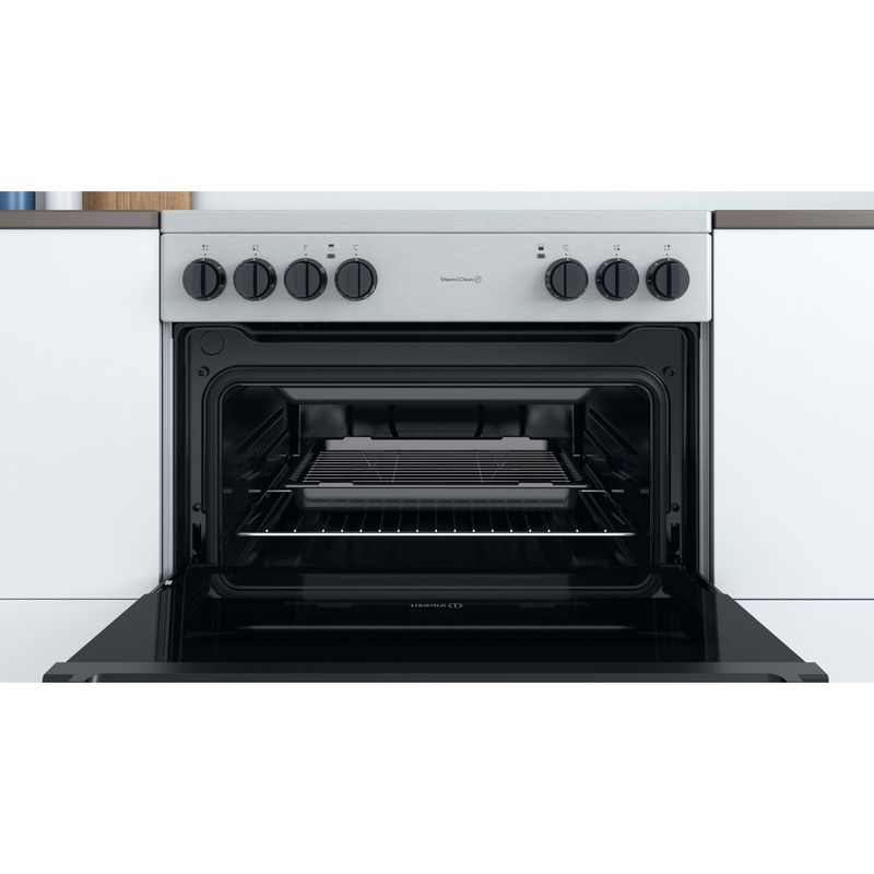 Indesit-Double-Cooker-ID67V9HCCX-UK-Inox-A-Cavity
