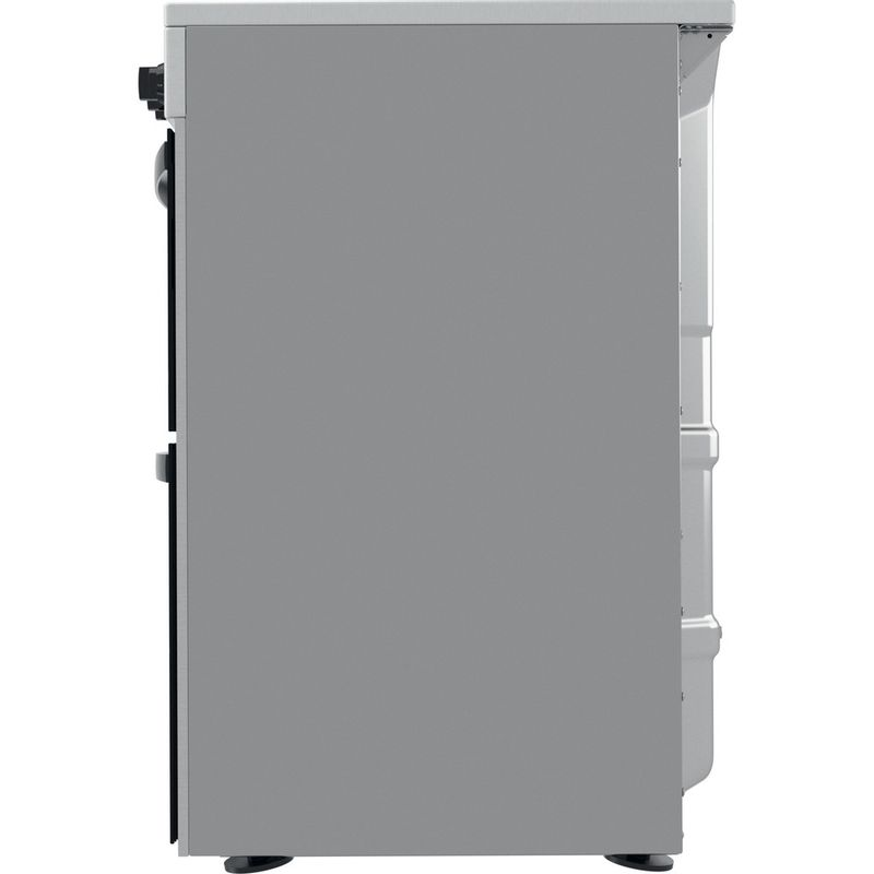 Indesit-Double-Cooker-ID67V9HCCX-UK-Inox-A-Back---Lateral