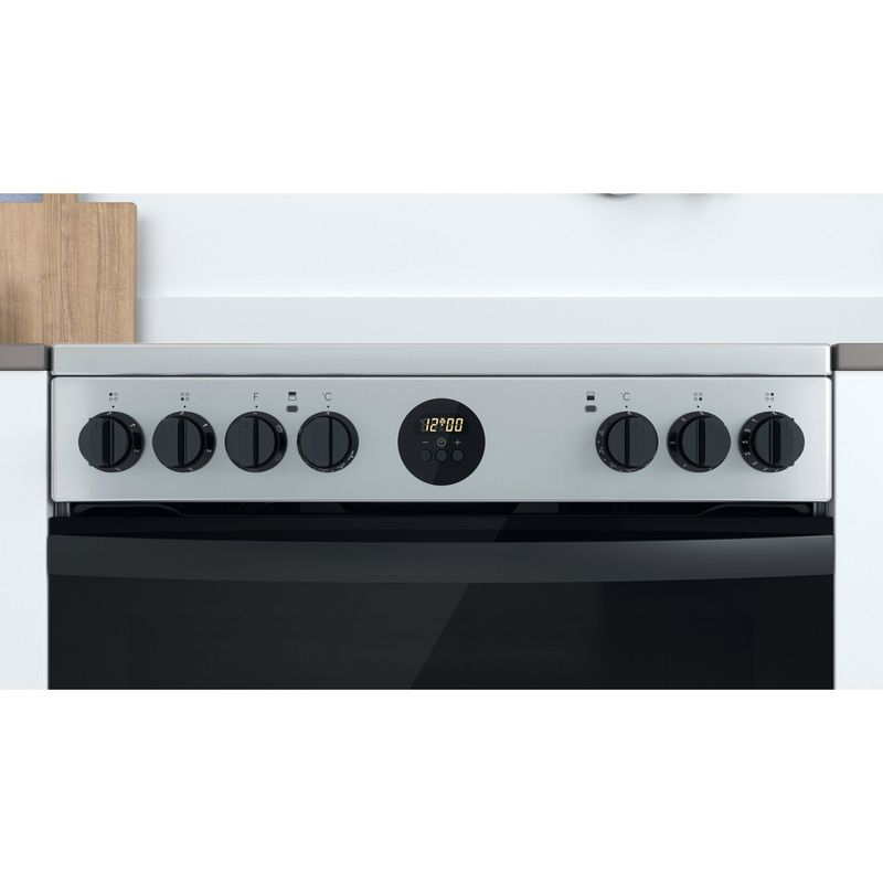 Indesit-Double-Cooker-ID67V9HCX-UK-Inox-A-Lifestyle-control-panel