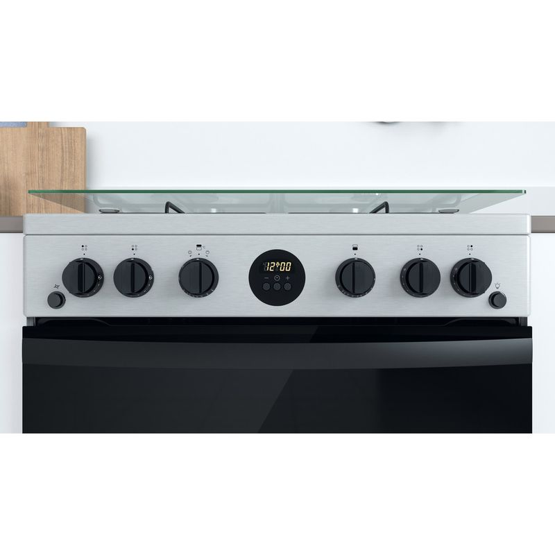 Indesit-Double-Cooker-ID67G0MCX-UK-Inox-A--Lifestyle-control-panel