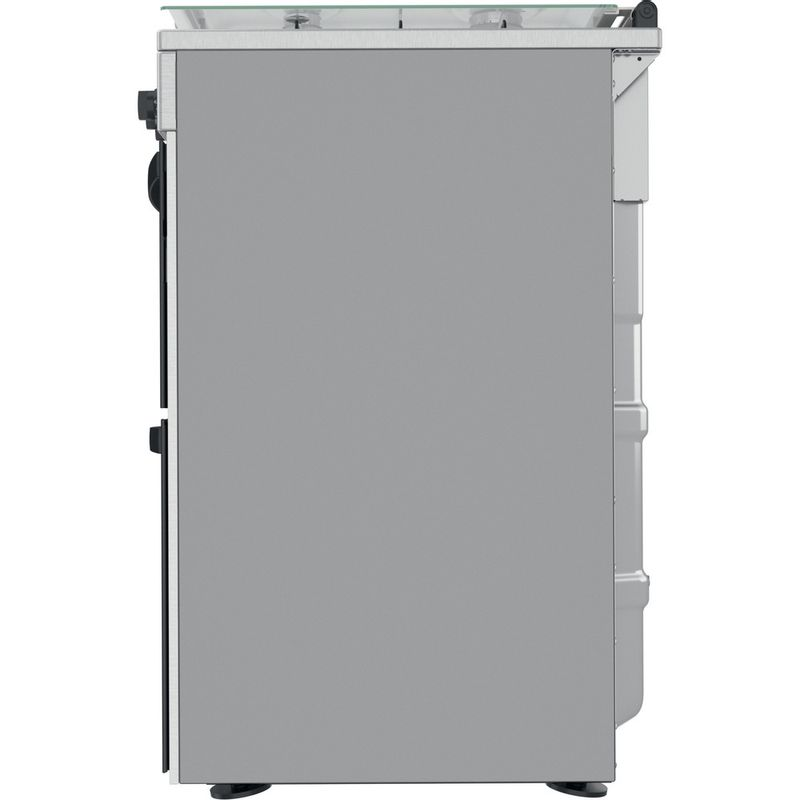 Indesit-Double-Cooker-ID67G0MCX-UK-Inox-A--Back---Lateral