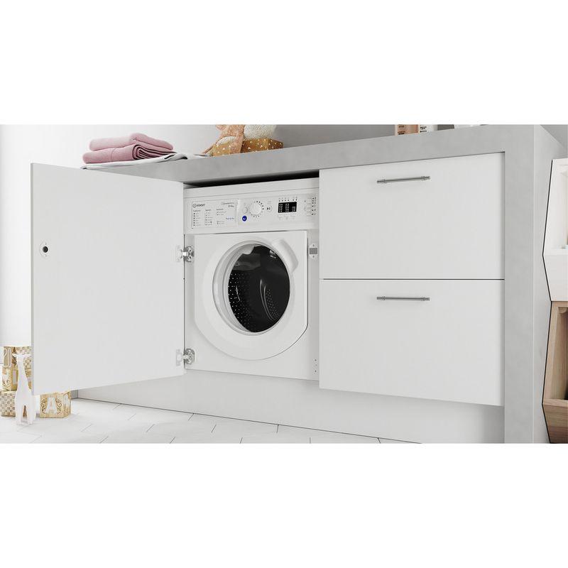 Indesit-Washer-dryer-Built-in-BI-WDIL-861284-UK-White-Front-loader-Lifestyle-perspective