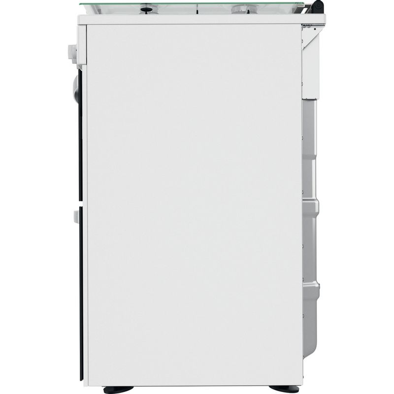 Indesit-Double-Cooker-ID67G0MCW-UK-White-A--Back---Lateral