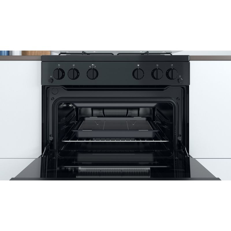 Indesit-Double-Cooker-ID67G0MMB-UK-Black-A--Cavity