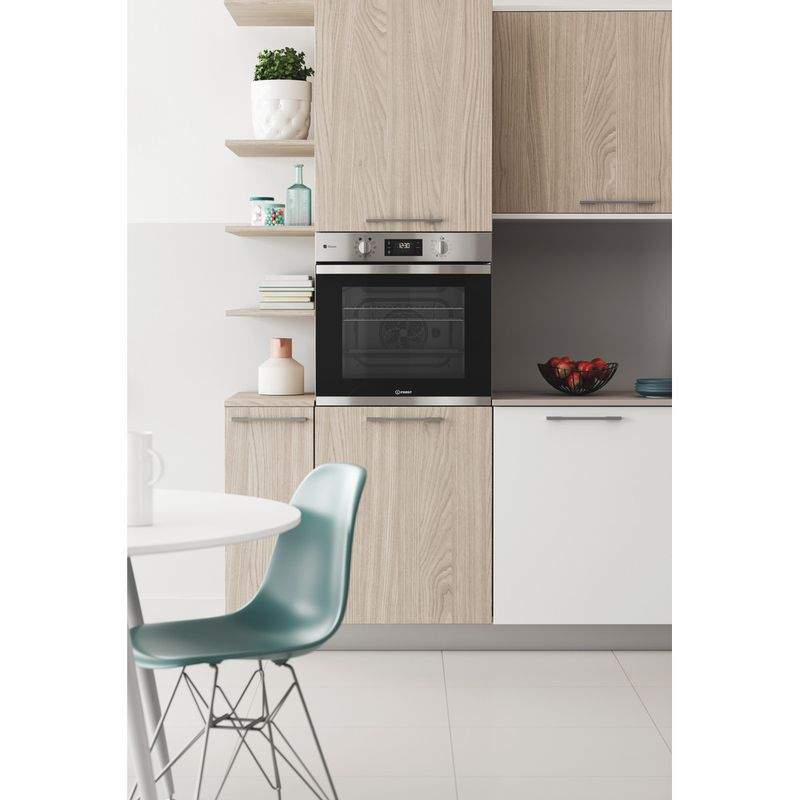 Indesit-OVEN-Built-in-KFWS-3844-H-IX-UK-Electric-A--Lifestyle-frontal