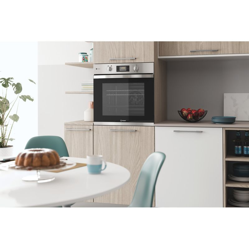 Indesit-OVEN-Built-in-KFWS-3844-H-IX-UK-Electric-A--Lifestyle-perspective