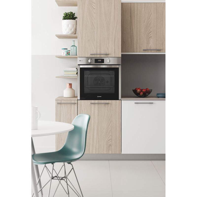 Indesit-OVEN-Built-in-DFWS-5544-C-IX-UK-Electric-A-Lifestyle-frontal