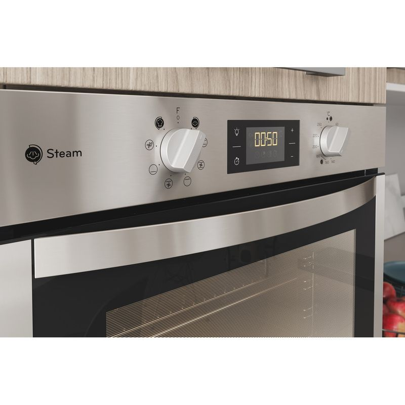 Indesit-OVEN-Built-in-DFWS-5544-C-IX-UK-Electric-A-Lifestyle-control-panel
