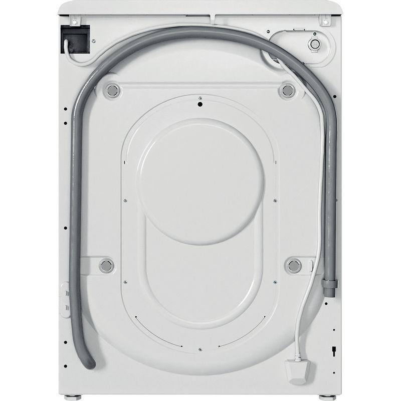 Indesit-Washing-machine-Free-standing-BWE-101683X-W-UK-N-White-Front-loader-D-Back---Lateral