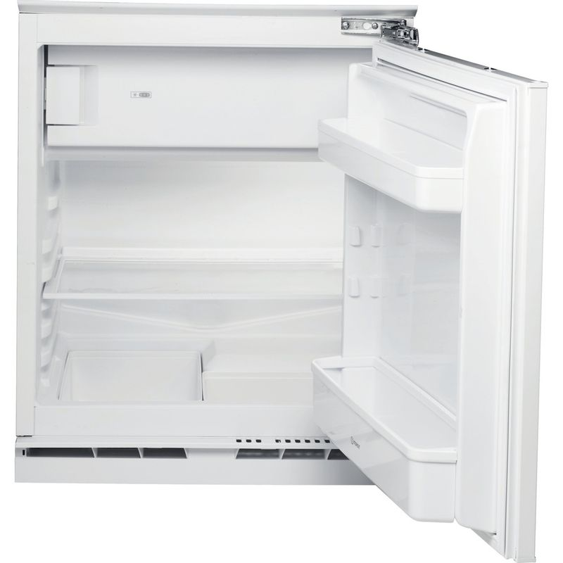 Indesit-Refrigerator-Built-in-IF-A1.UK-1-Steel-Frontal-open