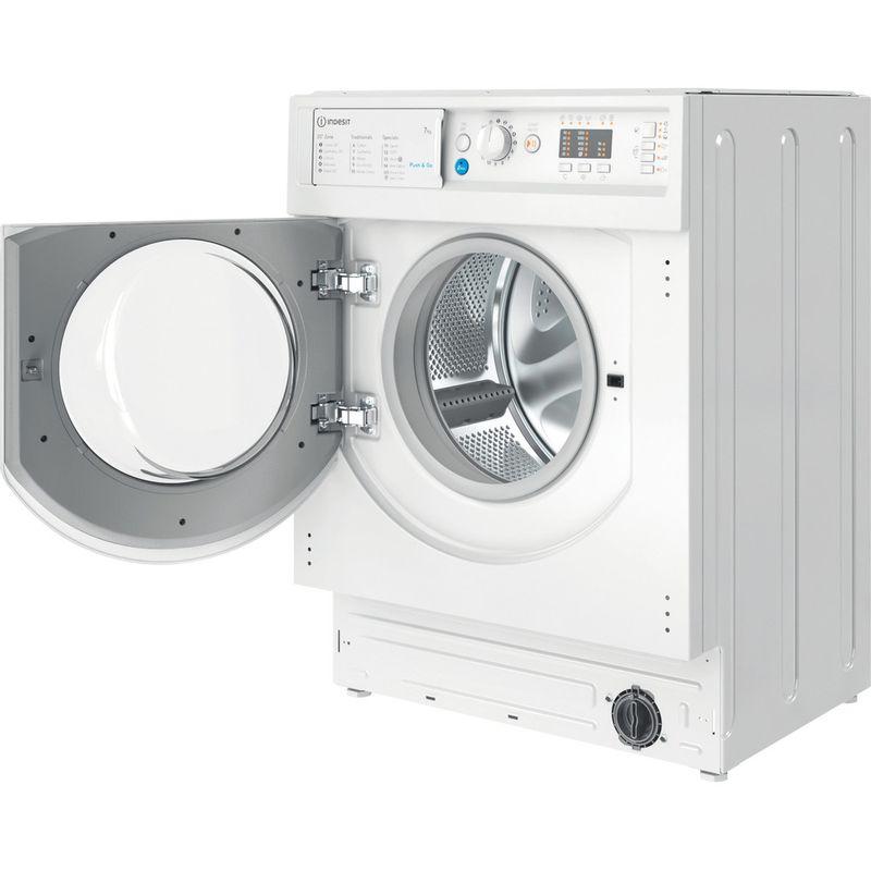 Indesit-Washing-machine-Built-in-BI-WMIL-71252-UK-N-White-Front-loader-E-Perspective-open