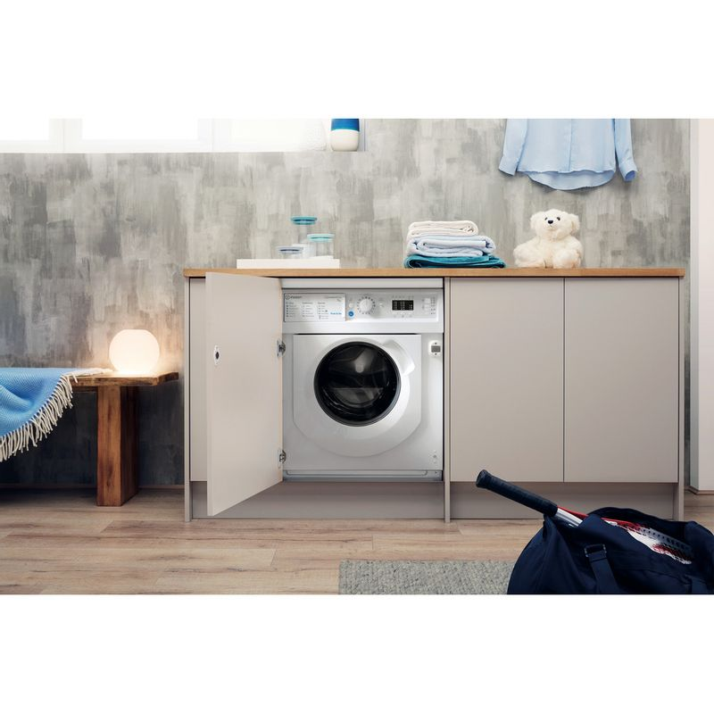 Indesit-Washing-machine-Built-in-BI-WMIL-71252-UK-N-White-Front-loader-E-Lifestyle-frontal