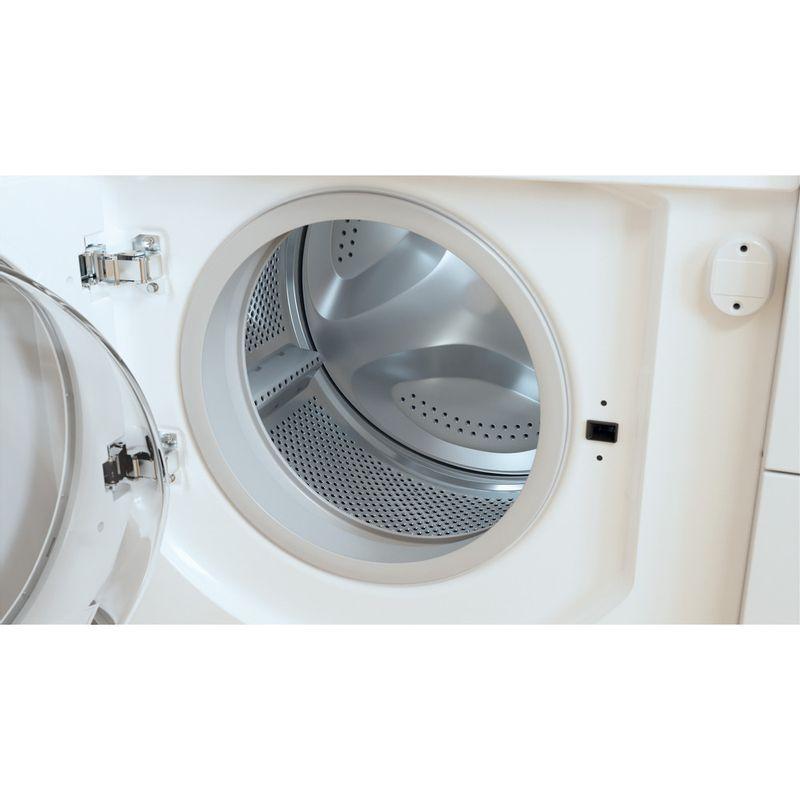 Indesit-Washing-machine-Built-in-BI-WMIL-71252-UK-N-White-Front-loader-E-Drum