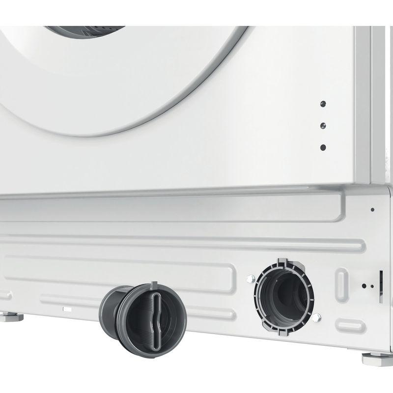 Indesit-Washing-machine-Built-in-BI-WMIL-71252-UK-N-White-Front-loader-E-Filter